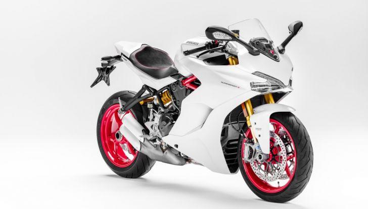 Nuova Ducati SuperSport 2017: sportiva senza limiti - Foto 4 di 30