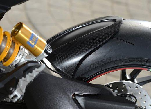 Nuova Ducati Hypermotard e Hypermotard SP prova su strada - Foto 22 di 35