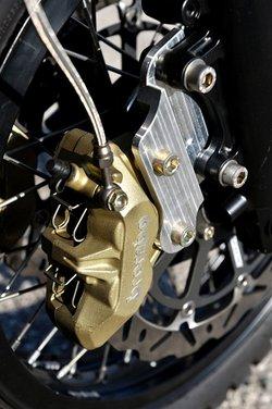 Moto Guzzi N° 1 Project by Moto di Ferro - Foto 10 di 17
