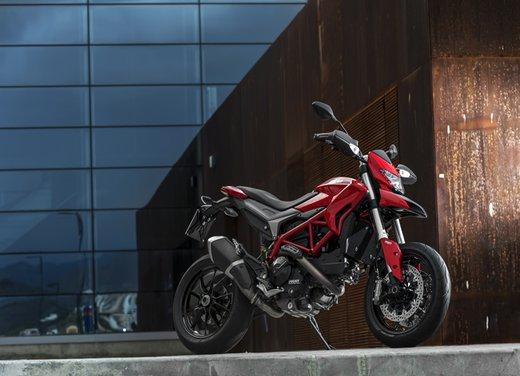Nuova Ducati Hypermotard e Hypermotard SP prova su strada - Foto 35 di 35