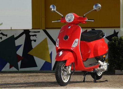 Vespa LX 50 4valvole – Test ride - Foto 5 di 23