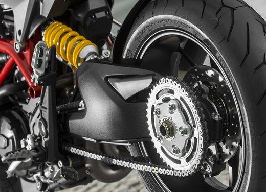 Nuova Ducati Hypermotard e Hypermotard SP prova su strada - Foto 11 di 35