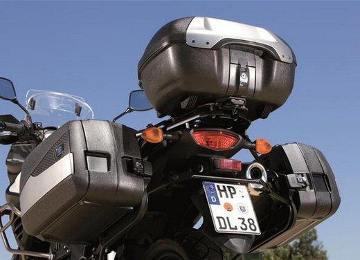 Suzuki V-Strom 650 ABS, tre kit in promozione - Foto 32 di 32