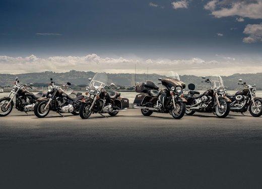 Harley Davidson nuova gamma 2013