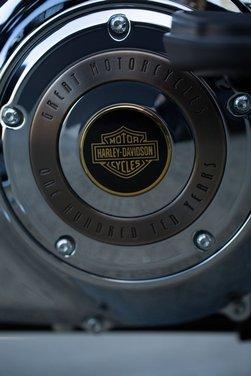 Harley-Davidson modelli 110th Anniversary - Foto 4 di 36