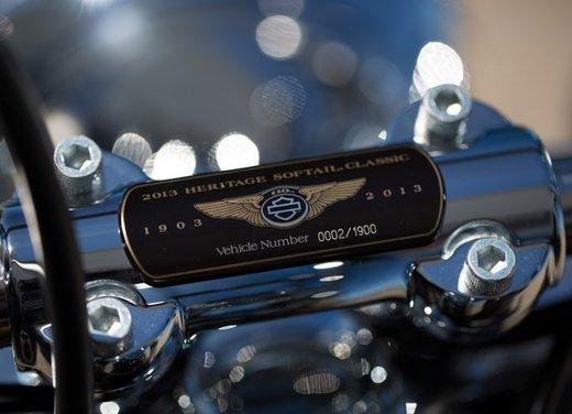Harley-Davidson modelli 110th Anniversary - Foto 6 di 36