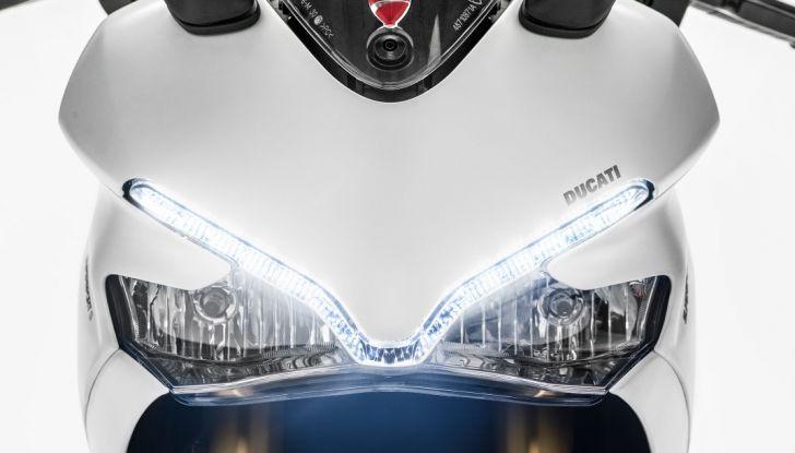 Nuova Ducati SuperSport 2017: sportiva senza limiti - Foto 13 di 30