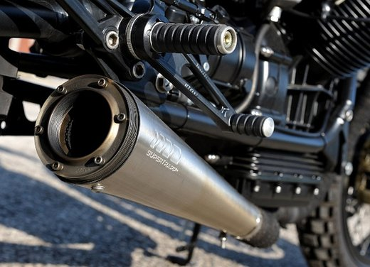 Moto Guzzi N° 1 Project by Moto di Ferro - Foto 12 di 17