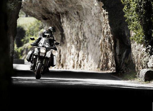 Kawasaki Versys 1000 Grand Tourer - Foto 5 di 16
