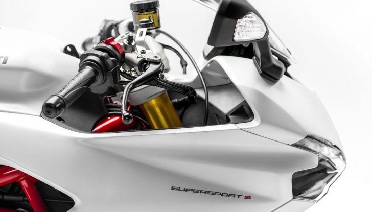 Nuova Ducati SuperSport 2017: sportiva senza limiti - Foto 14 di 30