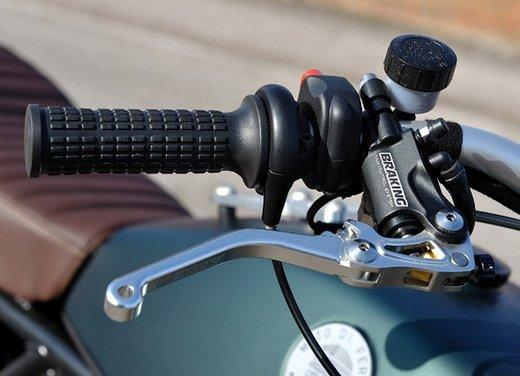 Moto Guzzi N° 1 Project by Moto di Ferro - Foto 13 di 17