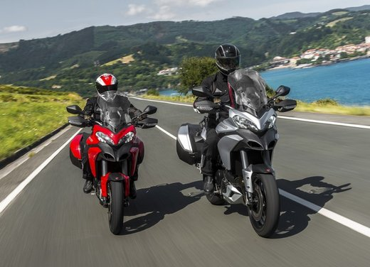 Ducati Hyperstrada, Hypermotard SP e Ducati Multistrada 1200 S Touring per l'Hyper Winter - Foto 6 di 30