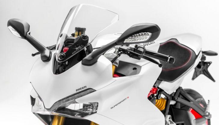 Nuova Ducati SuperSport 2017: sportiva senza limiti - Foto 17 di 30