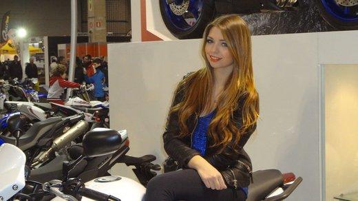 Tutte le più belle ragazze del Motor Bike Expo 2013 – Seconda fotogallery - Foto 16 di 24