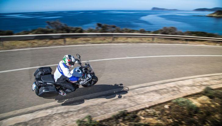 Test Honda CB 500X: divertimento e facilità immediata! - Foto 10 di 41
