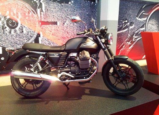 Nuova Moto Guzzi V7 test ride: classica, basic o sportiva - Foto 31 di 31