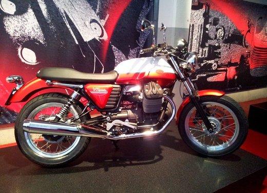 Nuova Moto Guzzi V7 test ride: classica, basic o sportiva - Foto 29 di 31