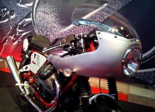 Nuova Moto Guzzi V7 test ride: classica, basic o sportiva - Foto 28 di 31