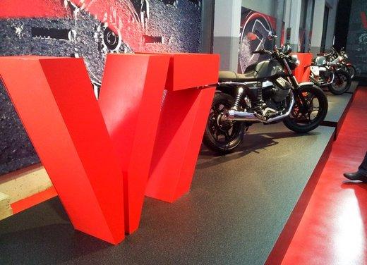 Nuova Moto Guzzi V7 test ride: classica, basic o sportiva - Foto 27 di 31