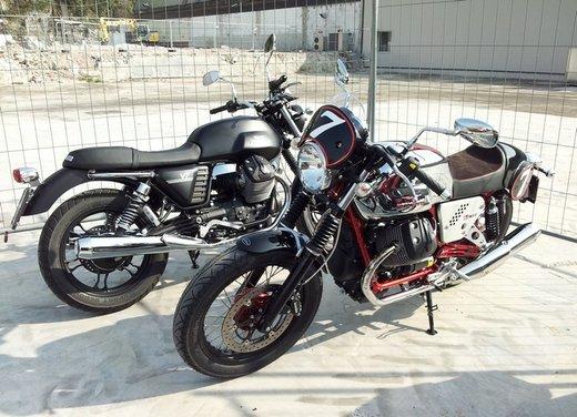 Nuova Moto Guzzi V7 test ride: classica, basic o sportiva - Foto 24 di 31