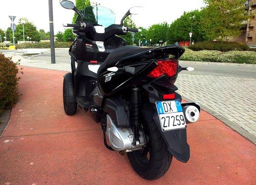 Quadro 350d prova su strada: due ruote bene, tre ruote meglio - Foto 8 di 30