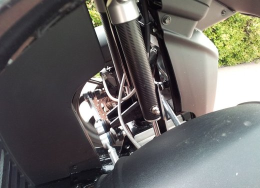 Quadro 350d prova su strada: due ruote bene, tre ruote meglio - Foto 9 di 30