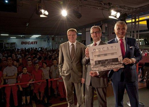 Audi AG e Ducati: l'assemblea nomina il nuovo CDA e il comitato esecutivo - Foto 1 di 11
