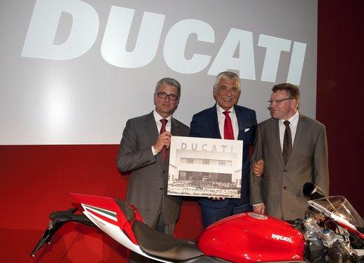 Audi AG e Ducati: l'assemblea nomina il nuovo CDA e il comitato esecutivo - Foto 3 di 11