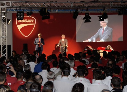 Audi AG e Ducati: l'assemblea nomina il nuovo CDA e il comitato esecutivo - Foto 2 di 11