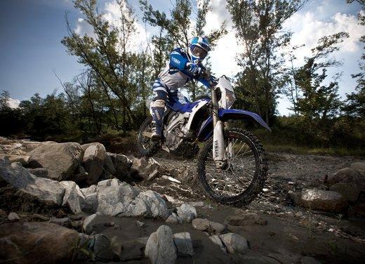 Yamaha WR450F - Foto 8 di 9