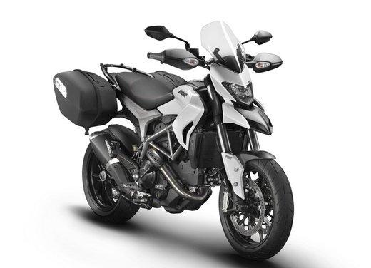 Ducati Hyperstrada, Hypermotard SP e Ducati Multistrada 1200 S Touring per l'Hyper Winter - Foto 22 di 30