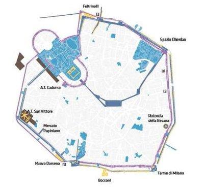 Area C libera per motocicli e ciclomotori - Foto 4 di 6