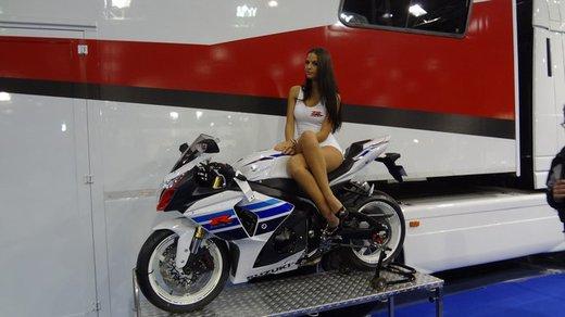 Tutte le più belle ragazze del Motor Bike Expo 2013 – Seconda fotogallery - Foto 21 di 24