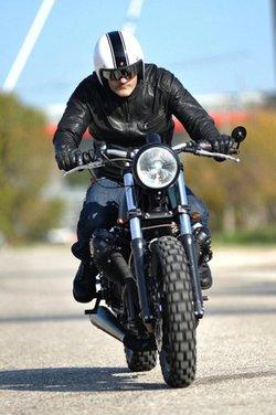Moto Guzzi N° 1 Project by Moto di Ferro - Foto 17 di 17