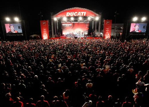 World Ducati Week 2012: record di presenze - Foto 19 di 30