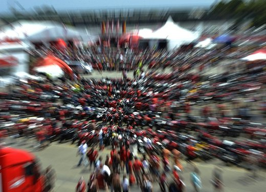 World Ducati Week 2012: record di presenze - Foto 20 di 30
