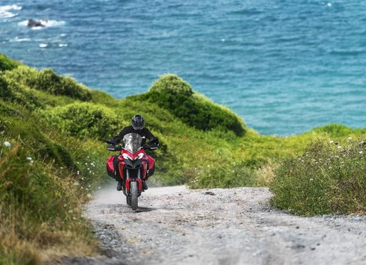 Ducati Hyperstrada, Hypermotard SP e Ducati Multistrada 1200 S Touring per l'Hyper Winter - Foto 23 di 30
