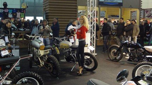 Tutte le più belle ragazze del Motor Bike Expo 2013 – Seconda fotogallery - Foto 24 di 24