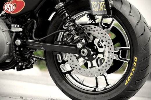 Harley Cafe Sportster by Roland Sands - Foto 28 di 38