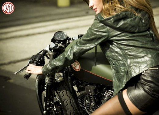 Harley Cafe Sportster by Roland Sands - Foto 5 di 38