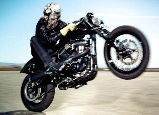 Harley Cafe Sportster by Roland Sands - Foto 14 di 38