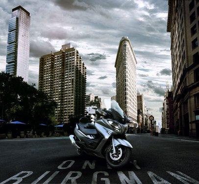 Suzuki Burgman 650 - Foto 26 di 45