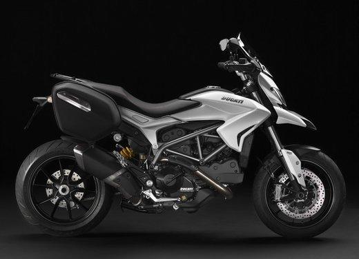 Ducati Hyperstrada, Hypermotard SP e Ducati Multistrada 1200 S Touring per l'Hyper Winter - Foto 24 di 30