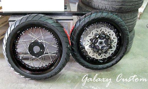BMW R 1200 R by Galaxy Customs - Foto 22 di 29