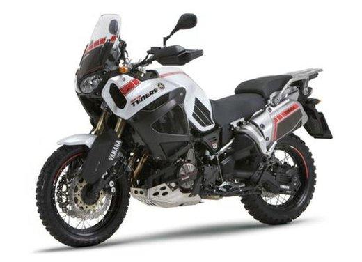 Yamaha Super Ténéré Worldcrosser Competition White - Foto 27 di 33