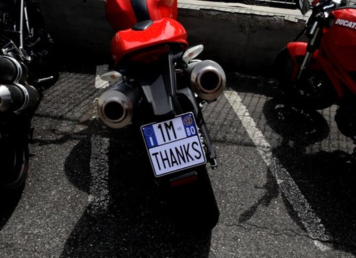 "Ducati oltre un milione di ""Mi piace"" - Foto 4 di 9"