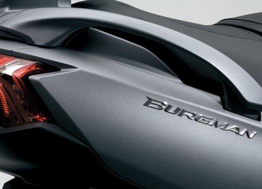 Suzuki Burgman 650 - Foto 31 di 45