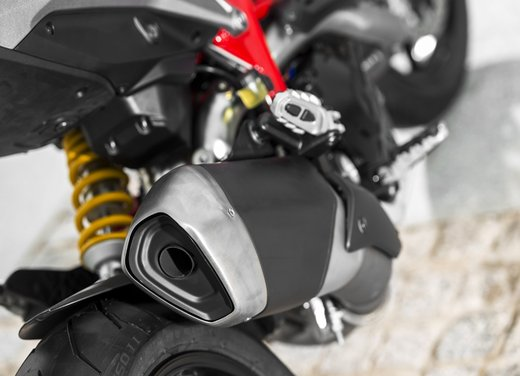 Nuova Ducati Hypermotard e Hypermotard SP prova su strada - Foto 16 di 35