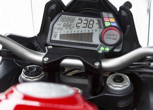 Ducati Hyperstrada, Hypermotard SP e Ducati Multistrada 1200 S Touring per l'Hyper Winter - Foto 12 di 30