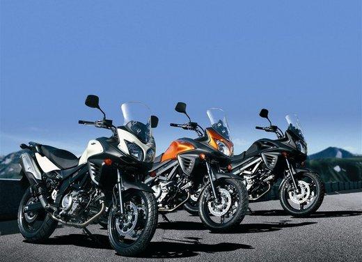 Suzuki V-Strom 650 ABS, tre kit in promozione - Foto 6 di 32